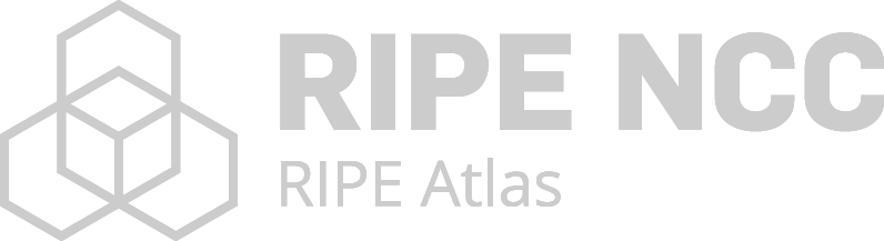 RIPE Atlas grey logo for commercial use