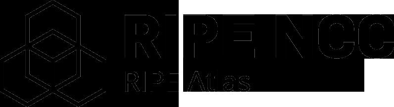 RIPE Atlas grey logo for commercial use